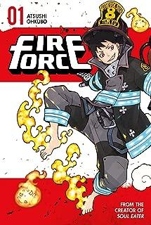 fire fire fire manga