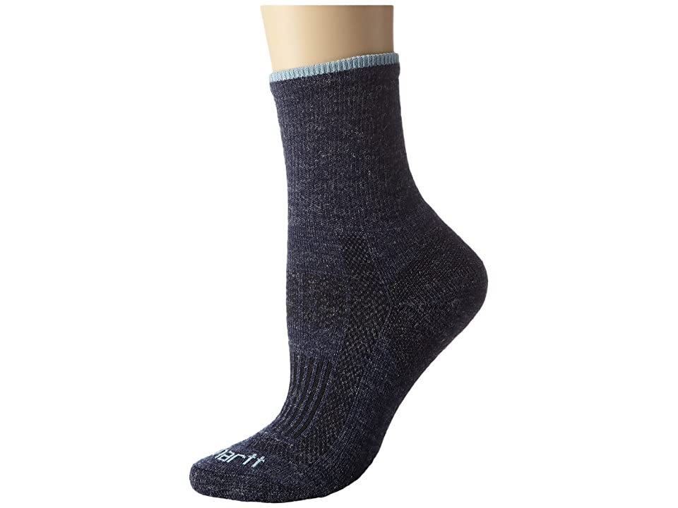 Carhartt Ultimate Merino Wool Work Socks 1-Pair Pack (Navy) Women's Crew Cut Socks Shoes