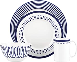 Kate Spade New York 844078 Charlotte Street East 4 Piece Place Setting