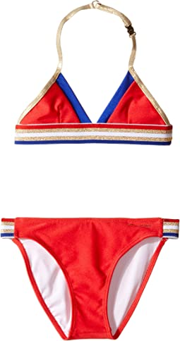 Little Marc Jacobs - Two-Piece Swimsuit (Toddler/Little Kids)