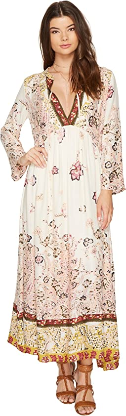 Free People - If You Only Knew Midi Dress