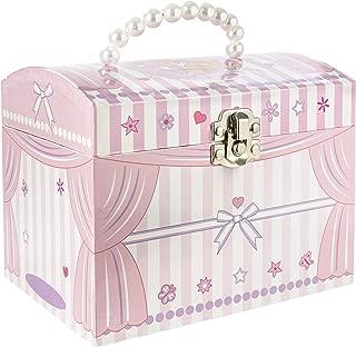 THE SAN FRANCISCO MUSIC BOX COMPANY Star Ballerina Musical Jewelry Box