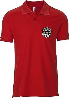 Swim Men's Embroidered Gym Polo Shirt