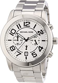 Michael Kors Mens Chronograph Mercer Bracelet Watch MK8290