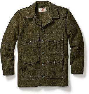 Filson Mackinaw Cruiser Jacket Forrest Green XXL