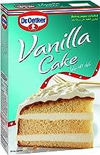 Dr. Oetker Vanilla Cake Dry Mix 430 grams