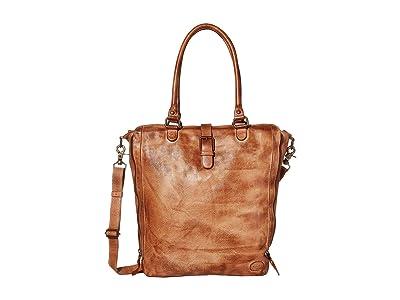 Bed Stu Mildred (Tan DD) Tote Handbags