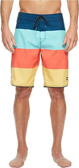 Billabong 73 OG Stripe Boardshorts