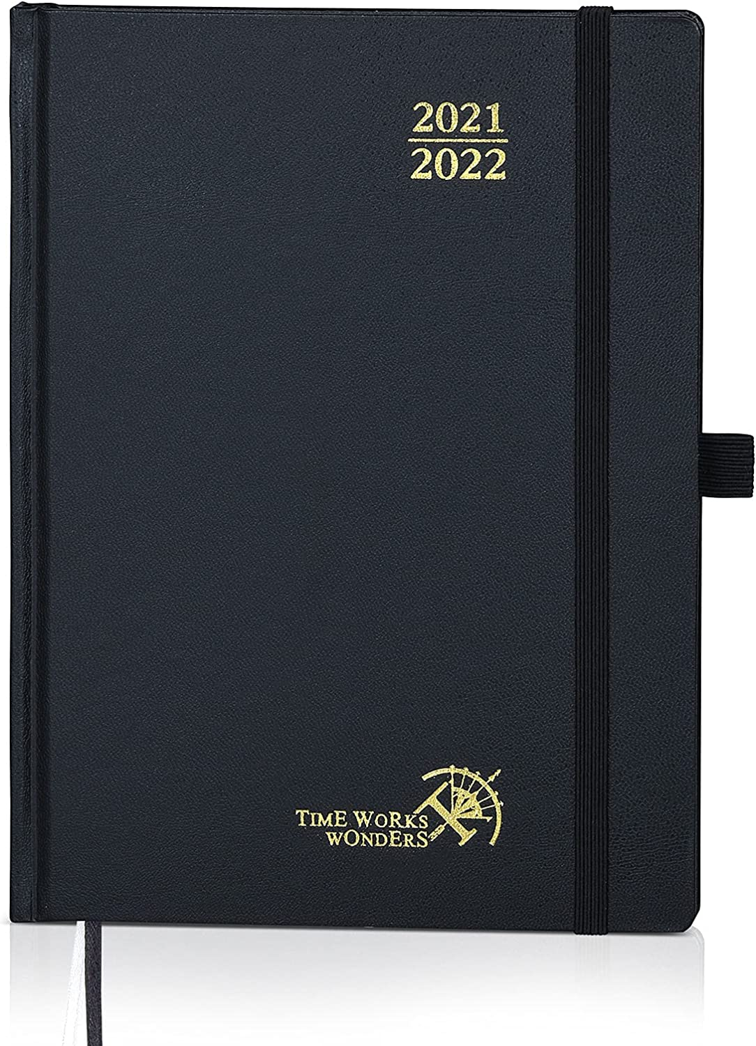 Academic Planner 2021-2022 Hourly Weekly - Monthly Agenda service POPRUN Now on sale