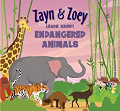 Zayn & Zoey learn about Endangered Animals