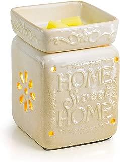 Ceramic Fragrance Warmer (Home Sweet Home)