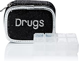 Miamica Travel Pill Case, Assorted Styles