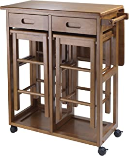 Best winsome space saver with 2 stools Reviews