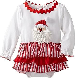 Mud Pie Baby Holiday Dress Girl Ruffle