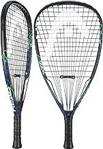 HEAD Graphene Touch Radical 160 Racquetball Racket - Pre-Strung Even Balance Racquet