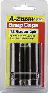 A-ZOOM 12 Gauge Snap-Cap 2PK