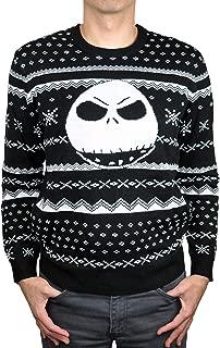 Ugly Sweater Halloween Disney Jack Skellington Print