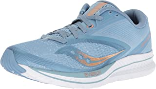 Saucony Women's Zealot ISO 3 Running Shoe,  Grey Blue
