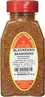 Marshalls Creek Spices Blackening Seasoning, No Salt, 11 Ounce