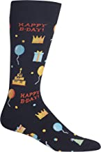 mens birthday socks