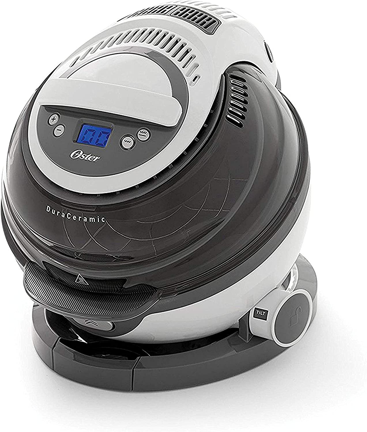 Oster Dura Ceramic Air Fryer All SALENEW very popular! stores are sold 3L Large Black CKSTAF-TECO -