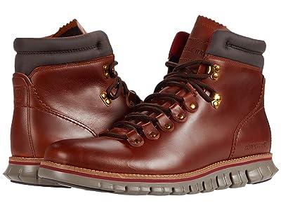 Cole Haan Zerogrand Hiker WP (Waterproof British Tan Leather/CH Java 1) Men