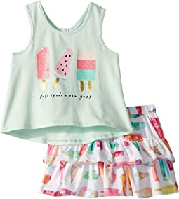 Summer Treats Skirt Set (Infant)