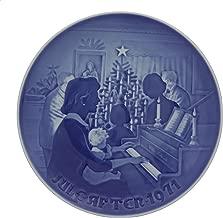 Bing & Grondahl 1971 Christmas Plate