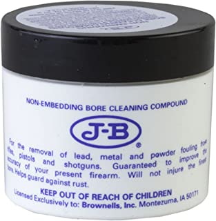 J-B Non-Embedding Bore Cleaning Compound