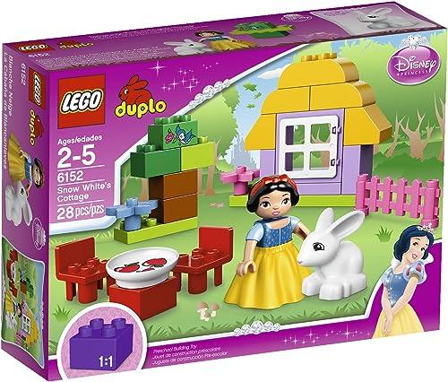muy popular LEGO Duplo Snow blanco's blanco's blanco's Cottage 28pieza(s) Juego de construcción - Juegos de construcción, 2 año(s), 28 Pieza(s), 5 año(s)  en stock