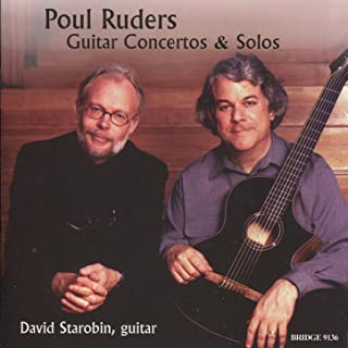 Poul Ruders: Guitar Concertos and Solos