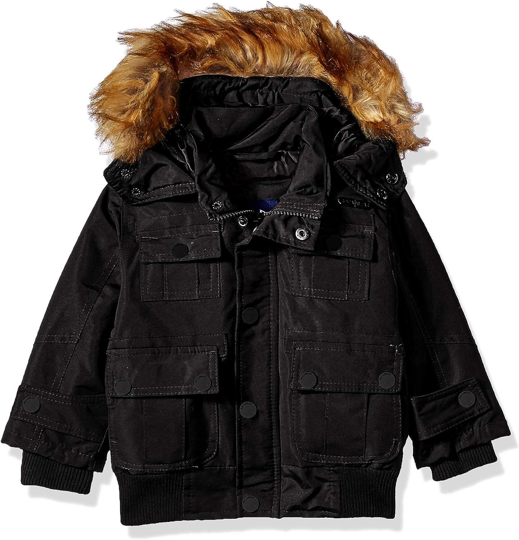 Cheap SALE Start Rocawear Boys' Hooded Jacket Parka Bomber 35% OFF