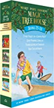 Magic Tree House Volumes 25-28 Boxed Set (Magic Tree House (R))