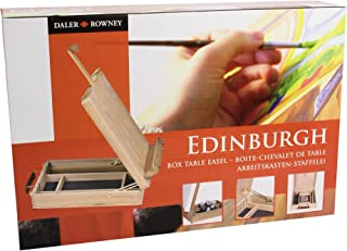 Daler rowney daler rowney edinburgh table box easel