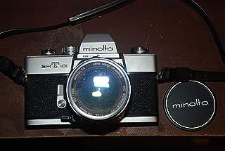 Minolta Camera Co., LTD. Minolta SRT 101 35mm フィルムカメラ Minolta 50mm マニュアルフォーカスレンズ付き