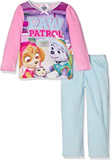 bd509b69f0ad9 Nickelodeon Paw Patrol Lovely Print Ensemble de Pyjama Fille