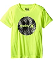 Hurley Kids - Sun Protect Krush Short Sleeve Tee (Little Kids)