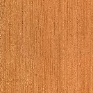 Wood Veneer Sheet 48x96 PSA 9505 Cherry Peel and Stick Flat Cut