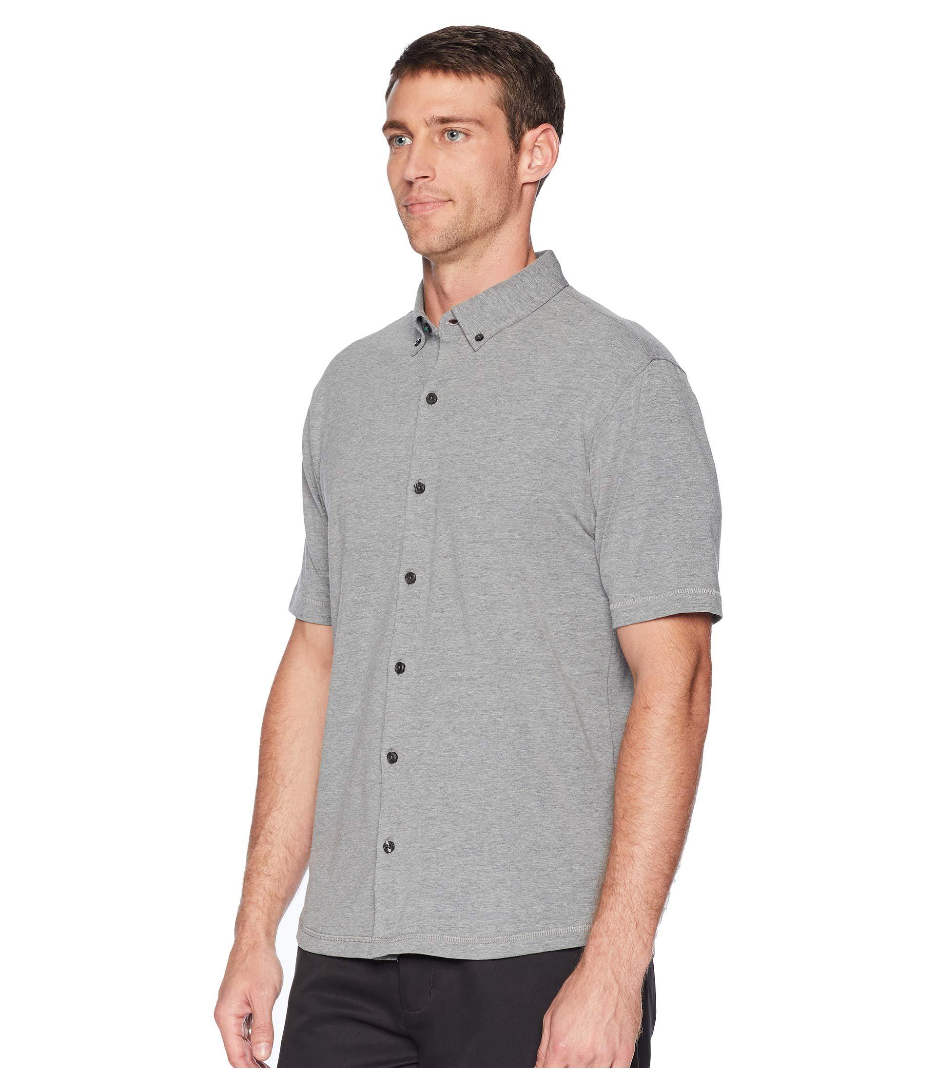Linksoul Grey Shirt Dark Ls1184 Heather xwB81Rxq