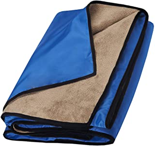 Waterproof Blanket Extra Large for Stadium/Picnic/Camping/Beach and Outdoor Blanket for..