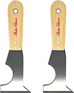 Bates- Paint Scraper, Taping knife, Pack of 2 Putty Knife Scraper, Scraper, 5 in 1 tools,..