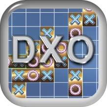 Domino Tic Tac Toe (DXO)
