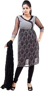 Vastra Vinod Women's Casual Wear Gorgeous Georgette Ethnic Set