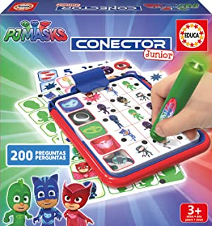PJ Masks- Conector Junior (Educa Borrás 17436)