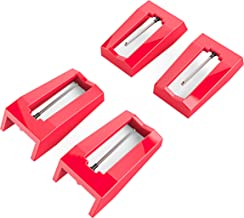 Record Player Needle, Turntable Replacement Stylus Needles for Vinyl Record Player (4 pack)