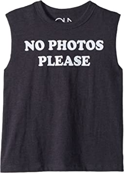 Chaser Kids - Vintage Jersey No Photos Muscle Tee (Little Kids/Big Kids)