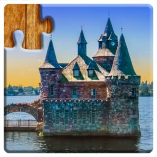 Castle Jigsaw Puzzles for Kids - Free Trial Edition - Fun and Educational Castle Puzzle Game for Kids and Preschool Toddlers, Boys and Girls 2, 3, 4, or 5 Years Old