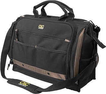 CLC Custom LeatherCraft 1539 Multi-Compartment 50 Pocket Tool Bag: image