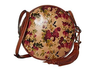 Patricia Nash Scafati w/ Tassel (Antique Rose) Handbags
