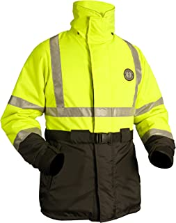 MUSTANG SURVIVAL Classic High Visibility Flotation Coat